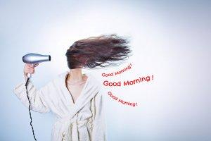 知らない人とも朝の挨拶【Twitter朝活】で気持ち良い1日を!のサムネイル画像