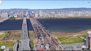 Google Mapで堪能・日本が誇る技術【そうだ、橋渡ろう】のサムネイル画像