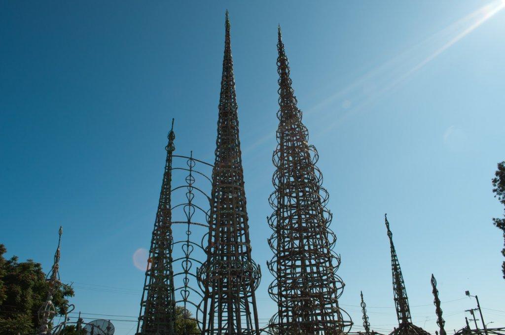 Watts Towers 05