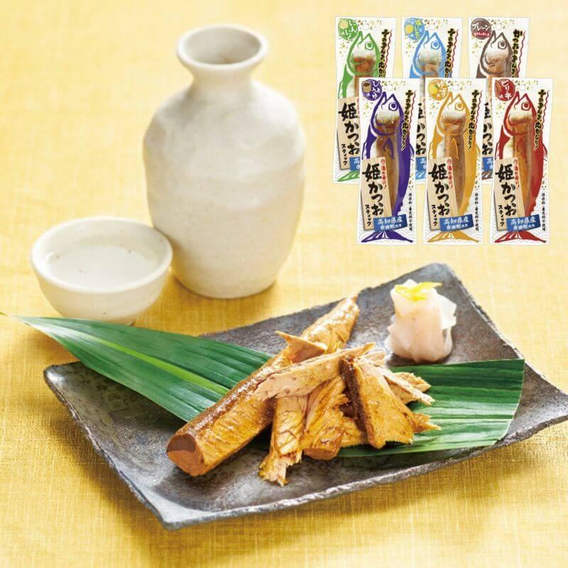 高知県産の魅力的な加工食品たち(土佐清水食品株式会社)